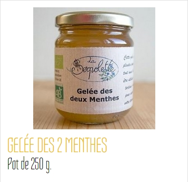 Gele 2 Menthes